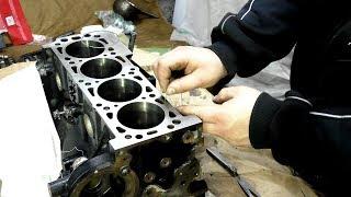 Капиталка Aveo, Cruze, Lacetti 1.6 - F16D3. Часть 4. Сборка двигателя .
