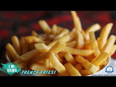 Resep & Trik Rahasia Kentang Goreng ala KFC KRESS-nya Tahan Lama..