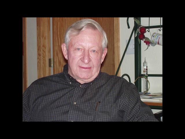 Leroy Schecher Oral History Interview