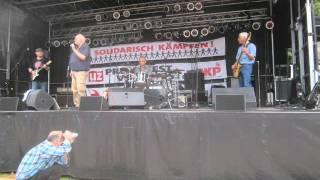 Bernd Haake - Eine deutsche Blueslegende auf dem UZ-Pressefest ...