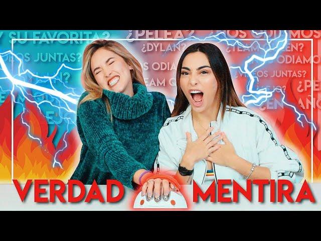 DETECTOR DE MENTIRAS  ft. La Mafe Mendez I Kika Nieto