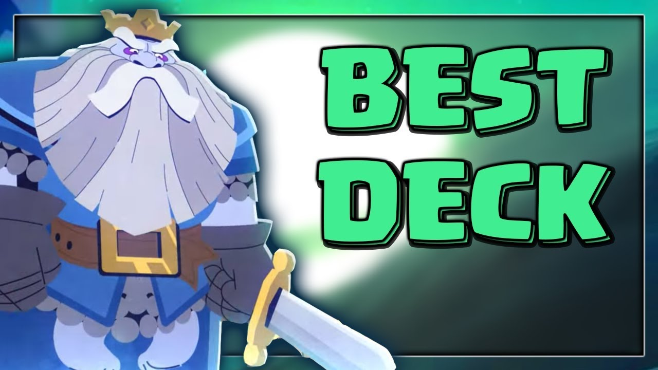 the best royal ghost deck in clash royale clash royale