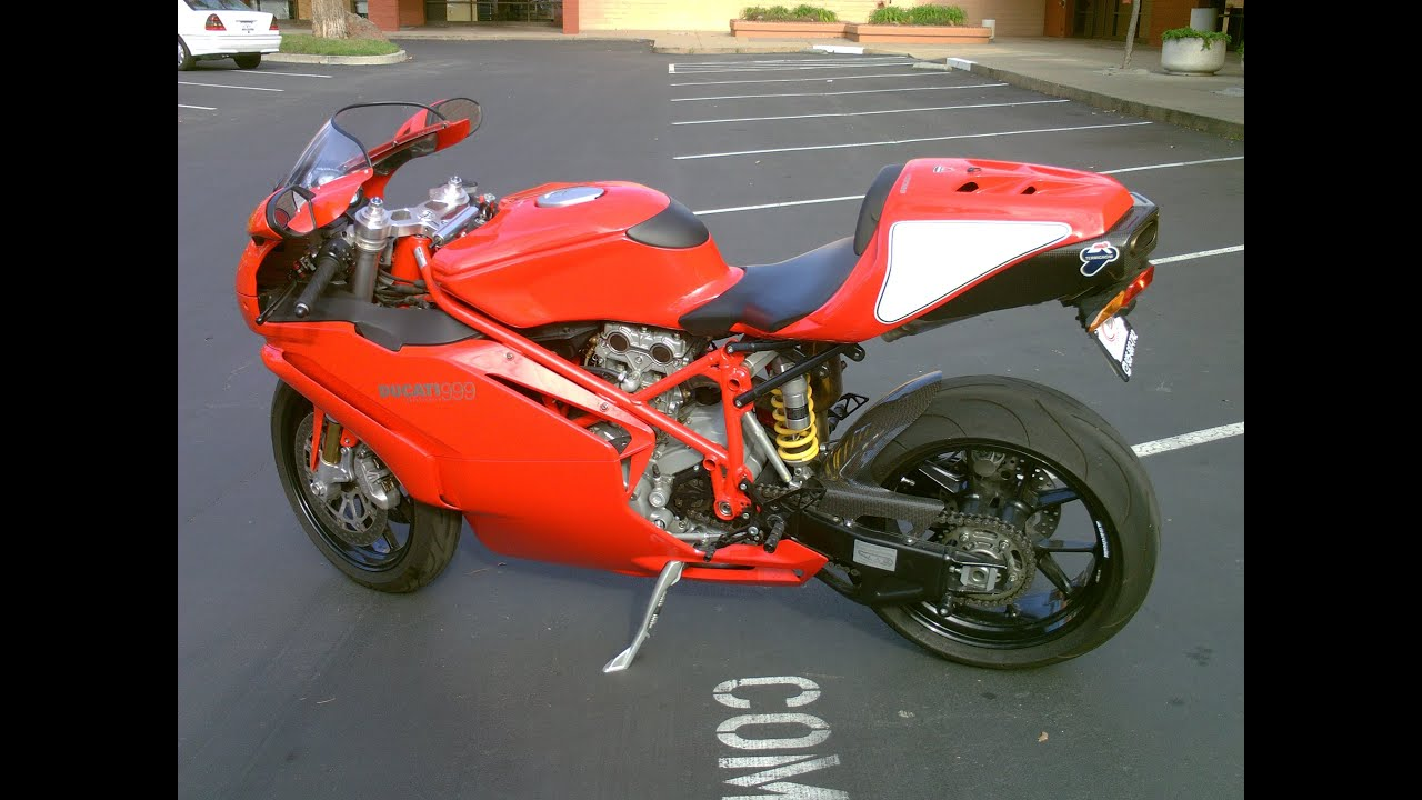 Contra Costa Powersports-Used 2006 Ducati 999 Testastretta Superbike ...