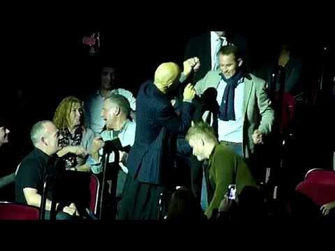 James - Lose Control  -  Royal Albert Hall, London - November 2014