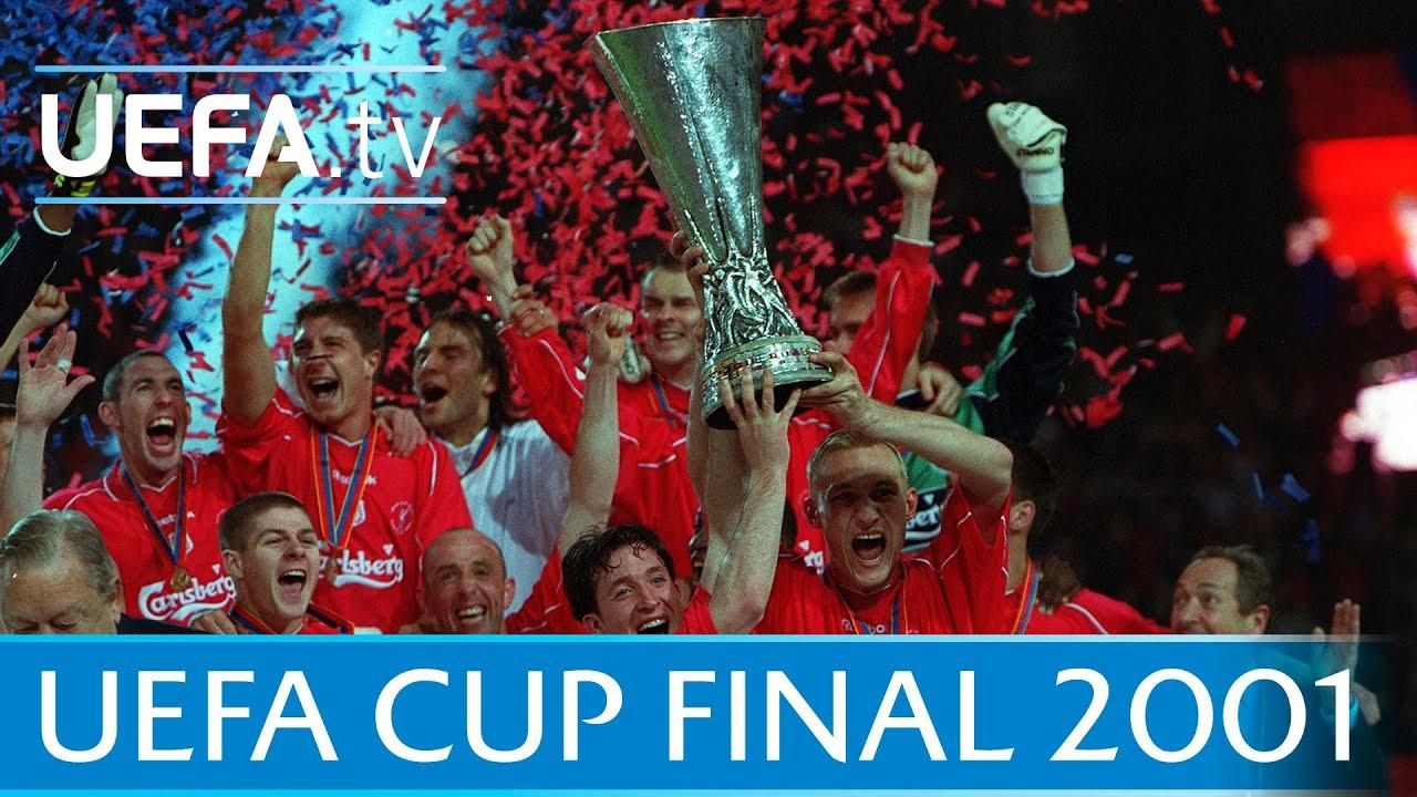 uefa cup finale 2001