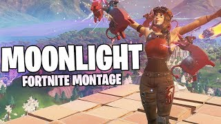 Fortnite Montage - MOONLIGHT (XXXTentacion)