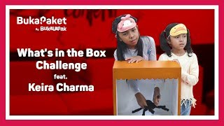 Gambar cover What's in the Box Challenge Kids Edition feat. Keira Charma | BukaPaket for Kids