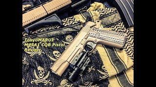Tokyo MARUI M45A1 CQB pistol Review thumbnail