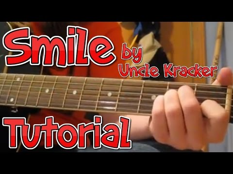 How To Play Smile On Guitar