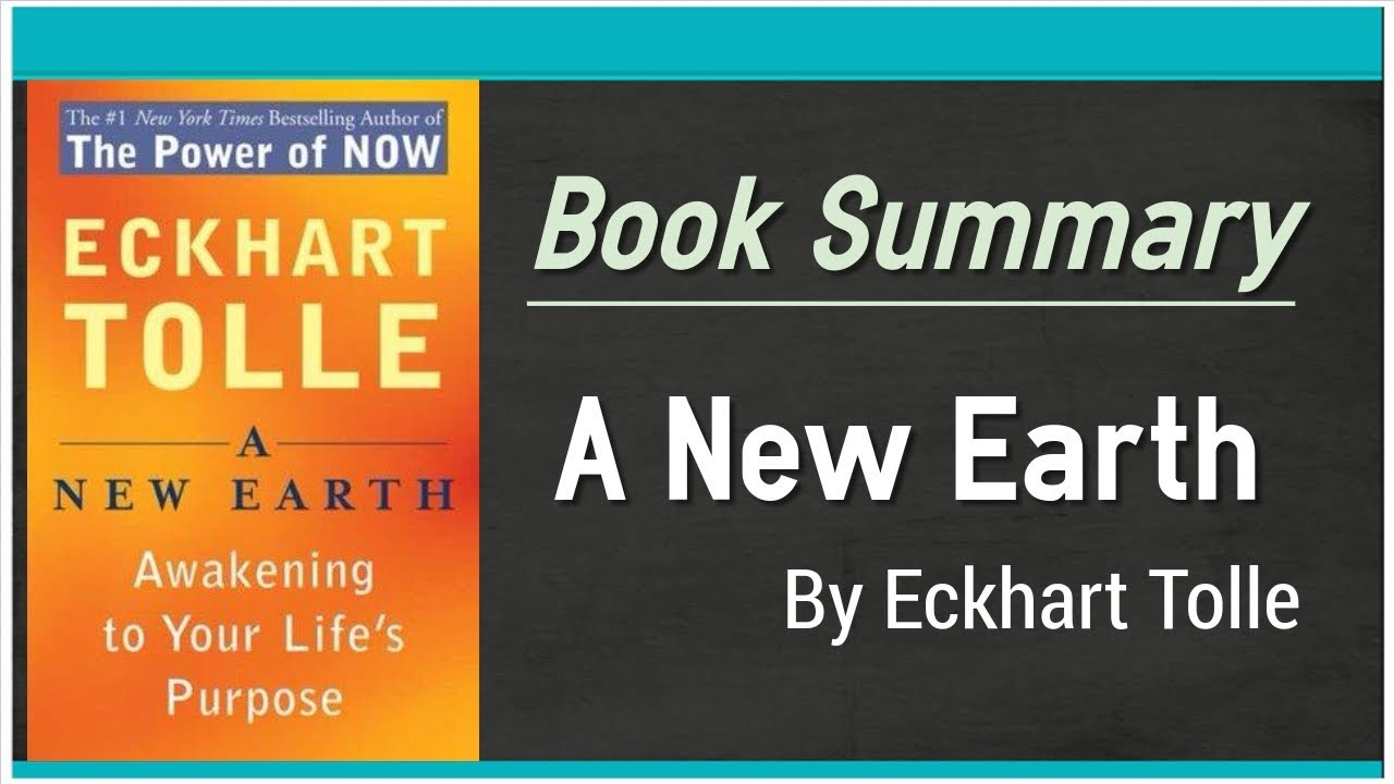 The Power Of Now Quotes A New Eartheckhart Tolle Book Summary And Quotes  Youtube