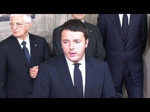 Matteo Renzi to become Italy's youngest PM