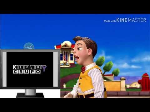 Stingy hates Klasky csupo effects (Sponsored by megafon csupo (my version effects))