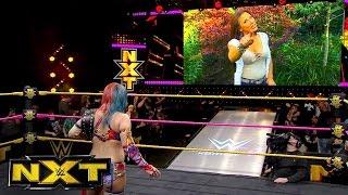 Mickie James hat eine Botschaft für Asuka: WWE NXT, 26. Oktober 2016