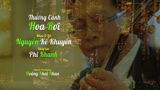 Thương Cánh Hoa Rơi [Nguyễn Kế Khuyến] Phi Khanh hát (4K)