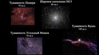 Вселенная. От частиц до бесконечности.