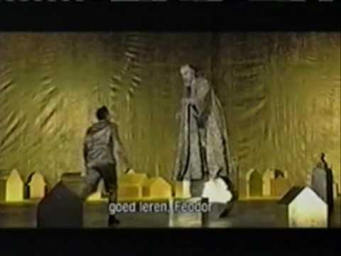 Brian Asawa - In Boris Godunov