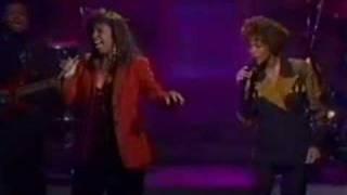 Whitney Houston Natalie Cole Say A Little Prayer