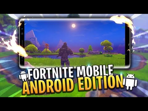 Como Jugar FORTNITE ANDROID En Dispositivos No Compatibles 2020🚀 | Fortnite T2 Versión 12.30