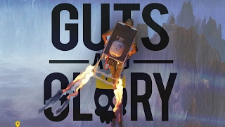 GUTS AND GLORY! - Rocket Chair! - Steam Release (Game / Gameplay)