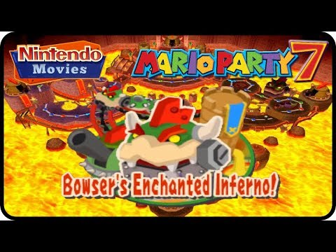 Mario Party 7 - Bowser's Enchanted Inferno! (Multiplayer)