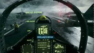 [PC] Battlefield 3 Going Hunting on a F/A-18F Super Hornet - Gameplay/High - Full HD 1080p