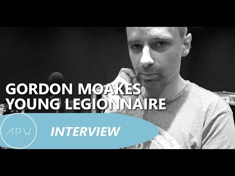 Interview Gordon Moakes from Young Legionnaire (Short Version)