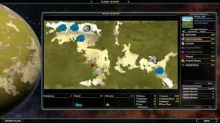 Galactic Civilizations 3 - Império do Rizzão - EP1 - Brutalidade - Gameplay / pt-br