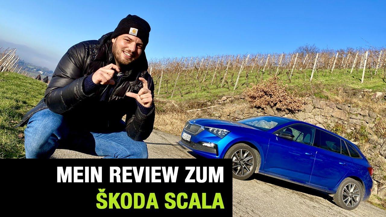 "2020 Škoda Scala 1.6 TDI DSG ""Style + Emotion\"