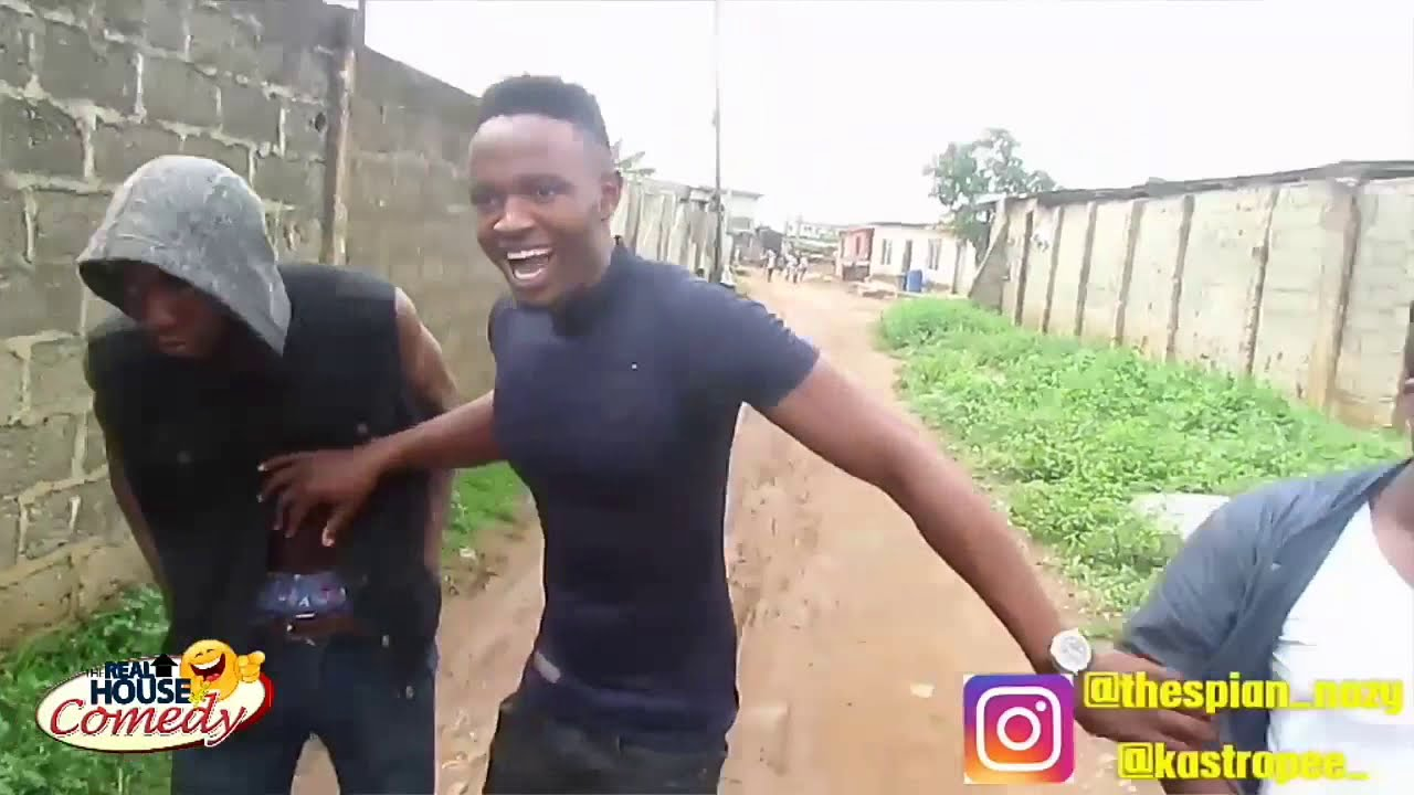 Download The Slap (Real House Of Comedy) (Nigerian Comedy)