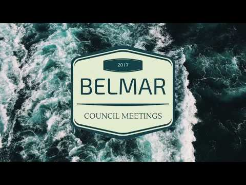 January 2nd, 2018 Belmar Mayor and Council Meeting