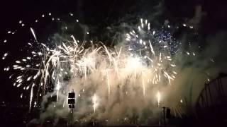 La Ronde Fireworks 2015 - USA