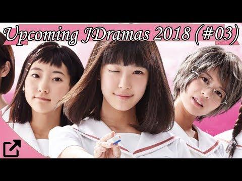 Top 10 Upcoming Japanese Dramas 2018 (#03) - YouTube