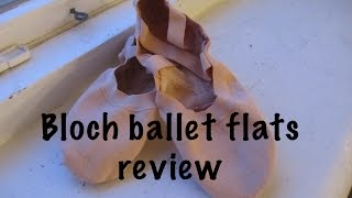 Here are my review of my new Bloch synchrony soft ballet shoes. Tha...