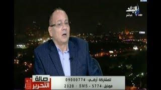 عماد جاد: أن باترسون طلبت من البابا تواضروس منع خرج الأقباط ضد حكم مرسي