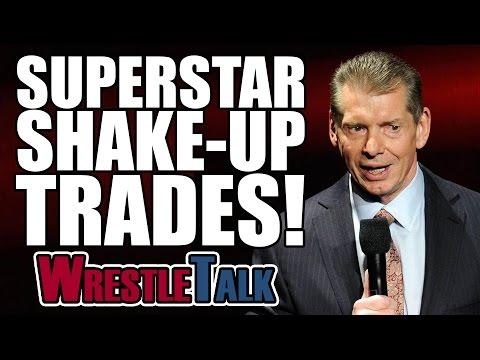 What Next For Shinsuke Nakamura? WWE Superstar Shake-Up Fantasy Trades!   WrestleTalk