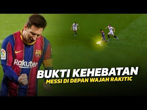 MAKIN ENAK DI TONTON CUL‼️Lihat Cara Gila Messi Saat Kembali Tampil Impresif Didepan Wajah Rakitic