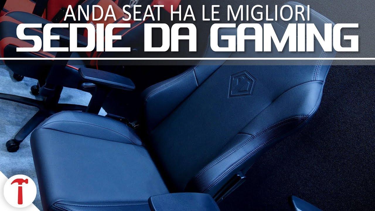 Anda Seat Porterà Da Noi Le Migliori Sedie Da Gaming