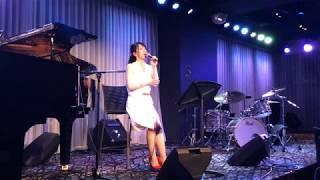 2018/4/11 vo.井頭月 pf.香川明徳 奈良Piazza Hote Jazz Bar 「Cento」