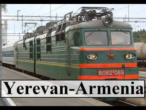 Armenia (Gyumri-Vanadzor To Tbilisi By Train) Part 33