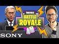 FORTNITE Cross Play PS4, le président de Sony dit NON !