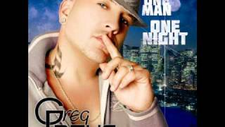 Download Greg Parys ONE MAN ONE NIGHT nouveau single HQ MP3 song and Music Video