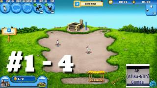 Farm Frenzy classic | Level 1 - 4