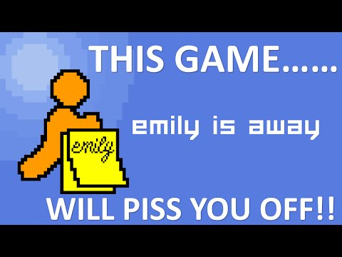 This Game WILL Piss You Off! | Emily Is Away | Full Playthrough)