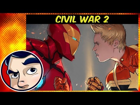 "Civil War 2 ""The Death of the Hulk"" #1 - Complete Story"