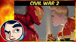 "Civil War 2 ""The Death of the Hulk"" #1 - Complete Story 