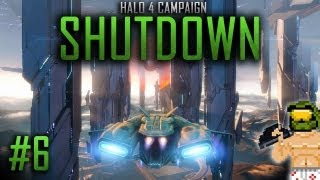 Halo 4 Campaign - Glitching Shutdown on Legendary