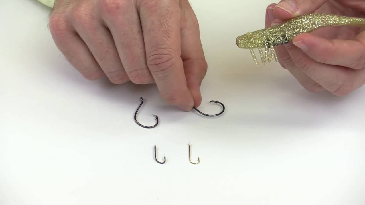 How To Select The Right Hooks For Fishing With Live Or Cut Bait