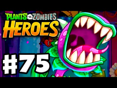 Plants vs. Zombies: Heroes - Gameplay Walkthrough Part 75 - Big Mouth! Big Problem! (iOS, Android)