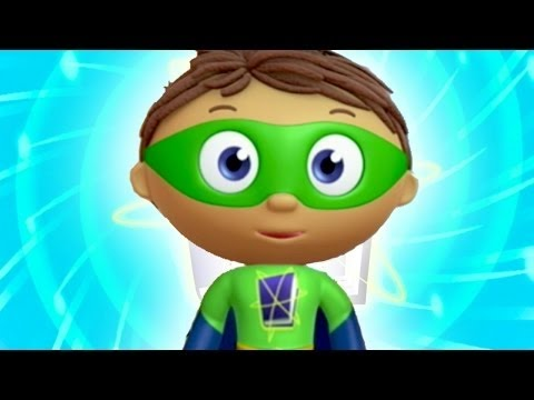 ᴴᴰ BEST ✓ Super WHY! | The Emperor's New Clothes | S 1 * es | Cartoons For Kids NEW 2017 ♥