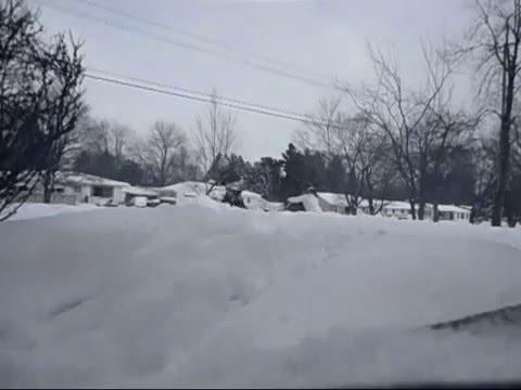 snow day (tess & sydney & wade)